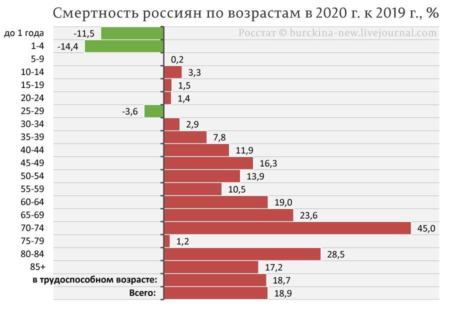Главными жертвами корона-кризиса в РФ стали пенсионеры
