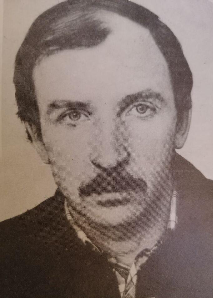 Фото Л. Березницкого. Сергей Сметанин.