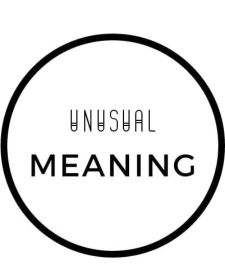 Unusual Meaning