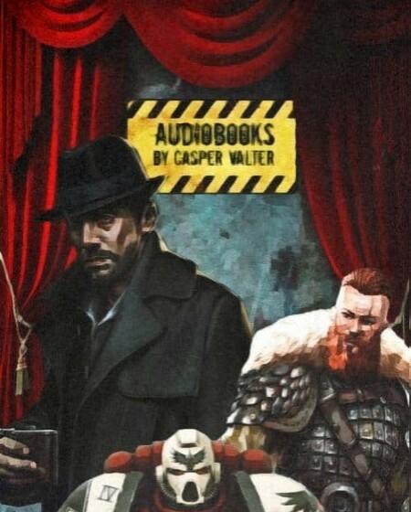 Audiobooks by Casper Valter